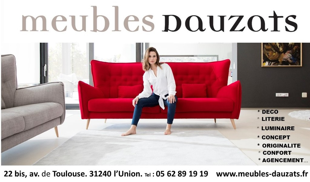 Meubles DAUZATS - Avenue de Toulouse L'Union